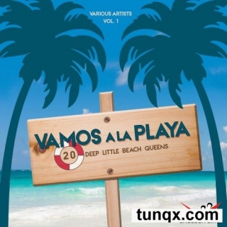 VA - Vamos a La Playa Vol.1: 20 Deep Little Beach Queens (2016)