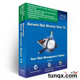 Acronis Boot CD SE v3.0 Russian (StAlKeR Edition)