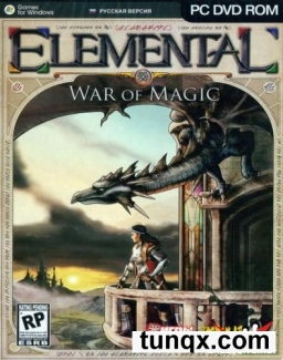 Elemental: War of Magic / Elemental: Войны магов (2010/Rus/RePack by Fenixx)